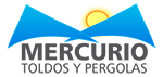 Toldos Mercurio Logo